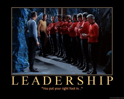 kirk leadership