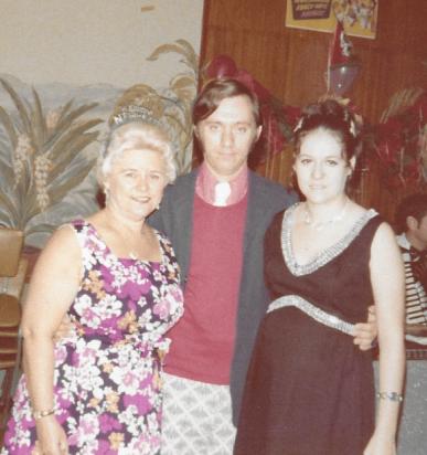 Sophie Kominski Formanek Carl George and Patricial Lee Formanek
